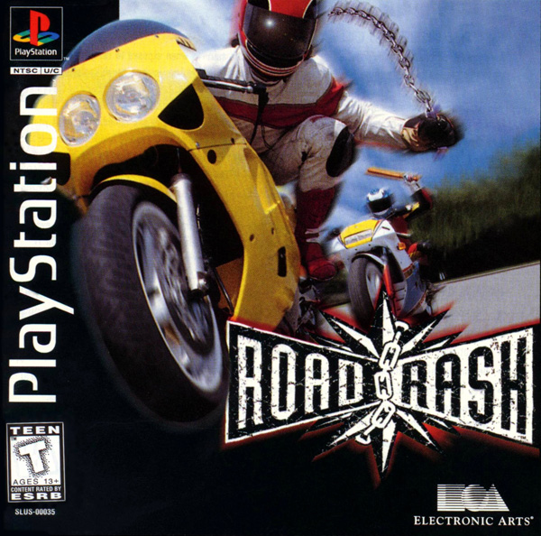 Road Rash [U] Front Cover